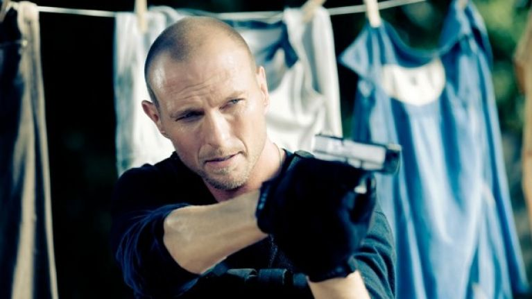 Video: Luke Goss, of Bros fame, could give Jason Statham a
