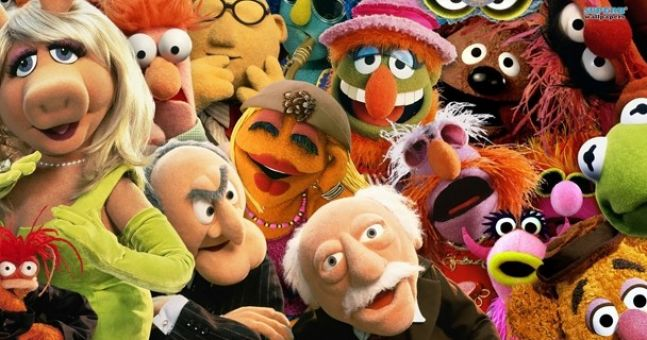 Happy Wednesday! The Muppets are coming to Dublin to shoot their new movie