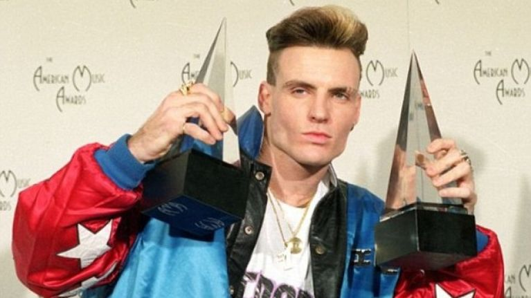 Ever Wondered What Hened To Vanilla Ice Joe Shows You