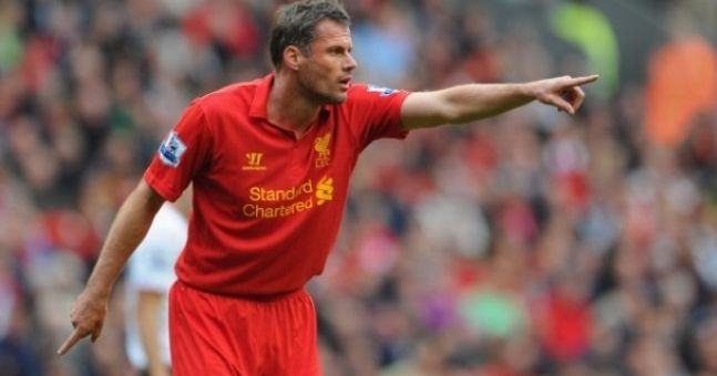 Liverpool legend Carragher to call it quits at the end of the season
