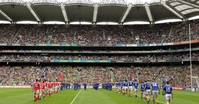 GAA open Hall of Fame in Croke Park