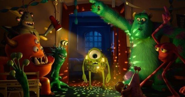 Video: Monsters University new trailer