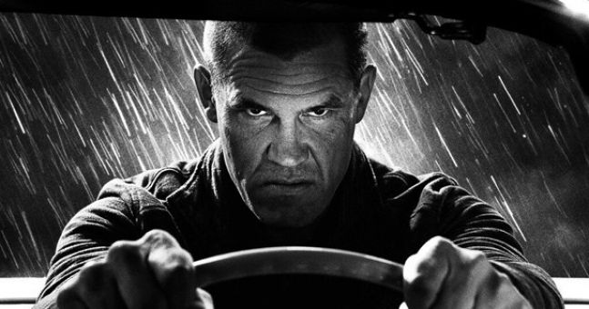 See the first look pictures of Josh Brolin in Sin City: A Dame to Kill For