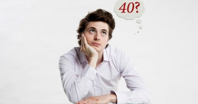 40 things to do before you're 40, Part 1