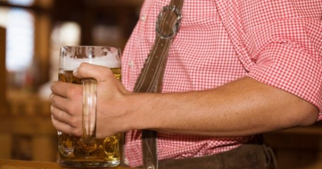 Study: 'Beer belly' is a myth