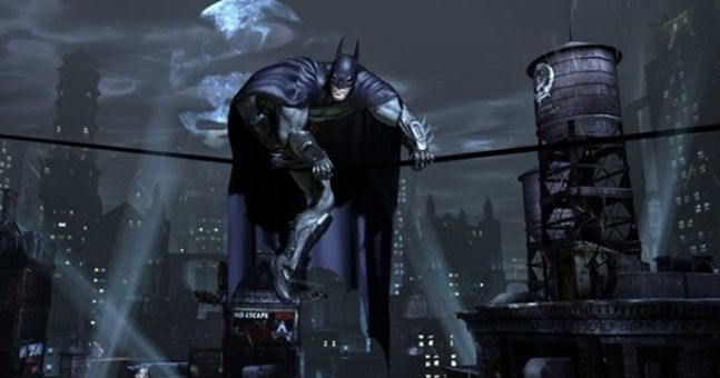 New Batman Arkham title in the works for this year