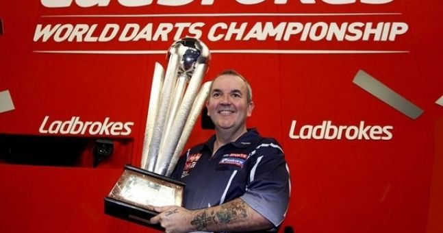 Phil 'The Power' Taylor loses match to Limerick nine-year-old