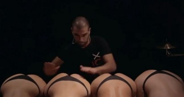 Video: Bottoms up to the finest percussion instruments we have ever seen