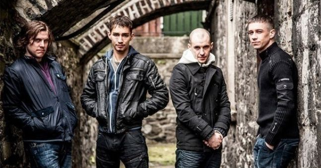Series 4 of Love/Hate is shooting in Dublin