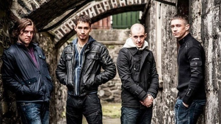 Series 4 of Love/Hate is shooting in Dublin