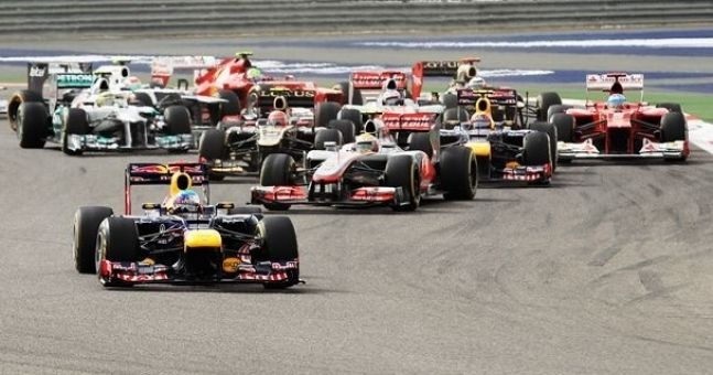Video: Ahead of the new F1 season, here's the 15 best overtaking moves of the 2012 season