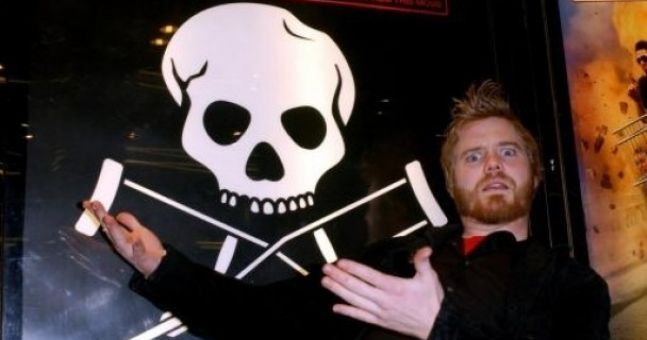 Someone is selling haunted car parts from Ryan Dunn's fatal car crash