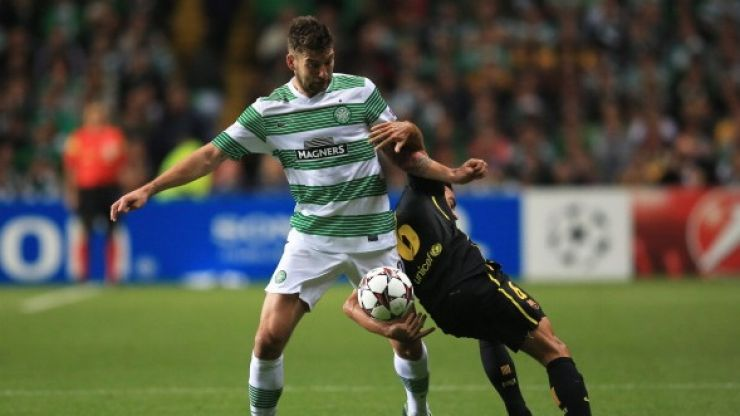 Celtic's Charlie Mulgrew apologises for very WTF and very NSFW picture he tweeted last night