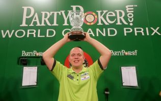Want some VIP passes for you and your mates to the Darts World Grand Prix in the Citywest hotel?