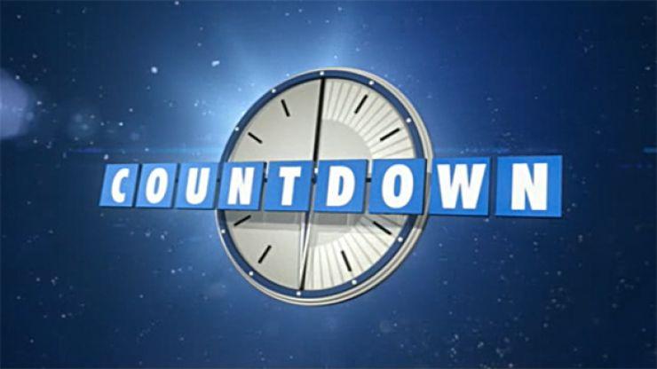 Pic: Someone on Countdown is a big Robin van Persie fan