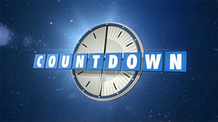 Pic: Someone on Countdown is a big Robin van Persie fan