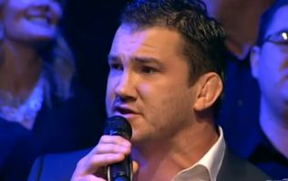 Video: In case you missed Damien Varley's brilliant performance last night on The Saturday Night Show