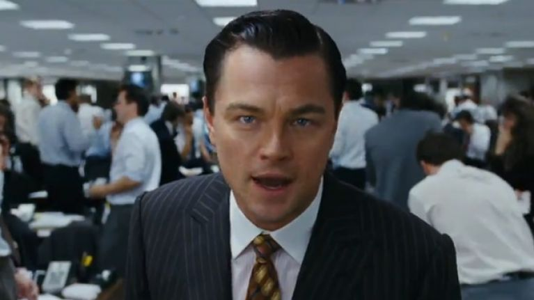 Video: Martin Scorsese's new movie 'The Wolf of Wall Street