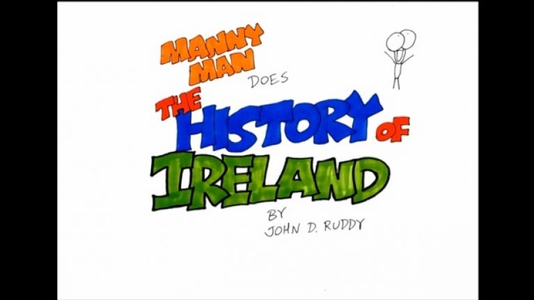 Video: Brilliant video charts entire history of Ireland in six minutes