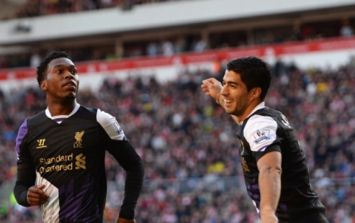 Picture: Check out this class infographic on the Sturridge and Suarez strike partnership