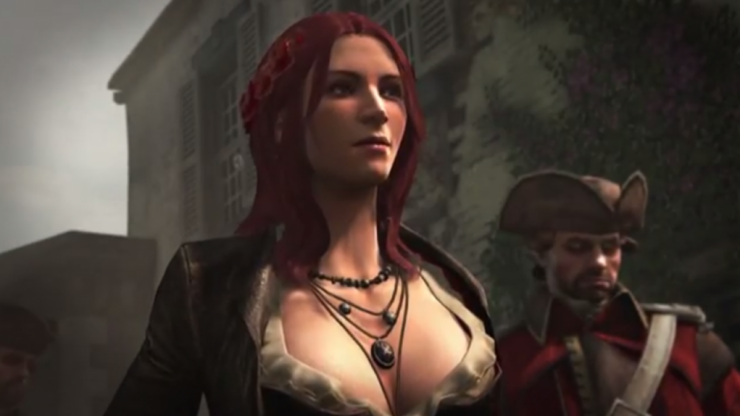 assassins creed black flag female characters
