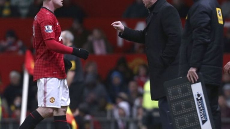 Rooney reveals he is happy again under David Moyes and looks towards contract extension