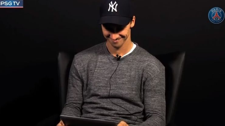 Video: Zlatan analysing that Zlatan goal is just great