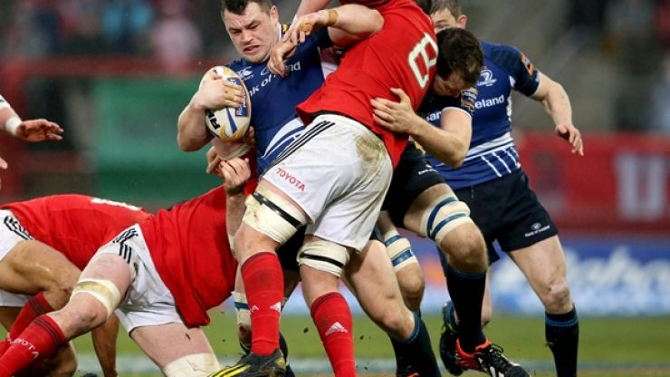 Three things to look out for in Irish rugby's biggest game, Munster v Leinster