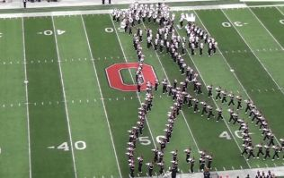 Video: Marching band performs incredible tribute to Michael Jackson