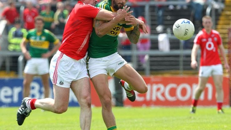 Noel O'Leary: A career in pictures (featuring quite a lot of Paul Galvin)