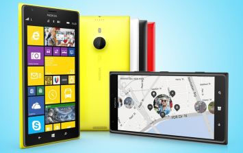 Nokia enters the phablet game with the Lumia 1520