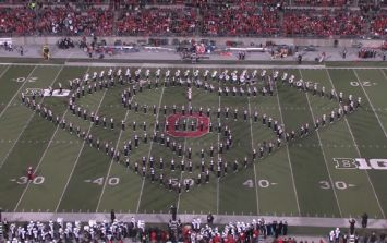 Video: Ohio marching band perform incredible Hollywood blockbuster medley