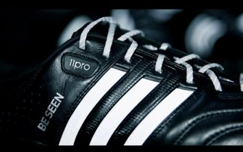 Pics: New adidas football boots set to light up the game