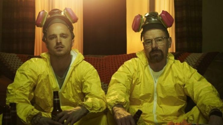 Aaron Paul really misses Breaking Bad's other 'pink man'