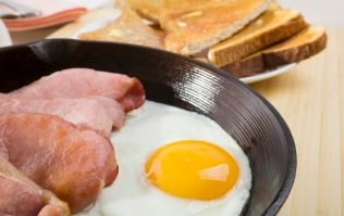 Pic: Would you take on what must be Ireland's biggest breakfast?