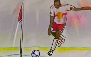Video: Thierry Henry is the latest to be given the fantastic flipbook treatment