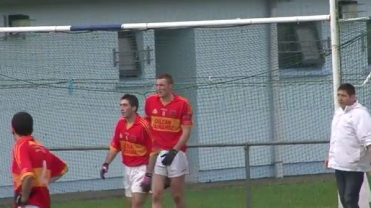 Video: GAA umpire in Kerry quits his post after being over-ruled by referee