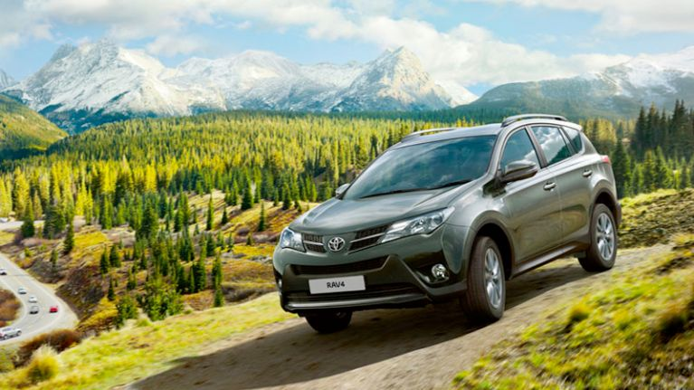 JOE's Car Review: Toyota RAV4 | JOE is the voice of Irish people at