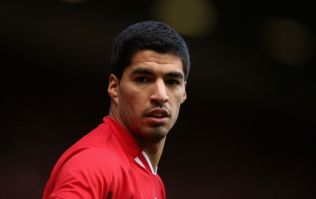 Video: Luis Suarez has scored two brilliant goals in the first half against West Brom