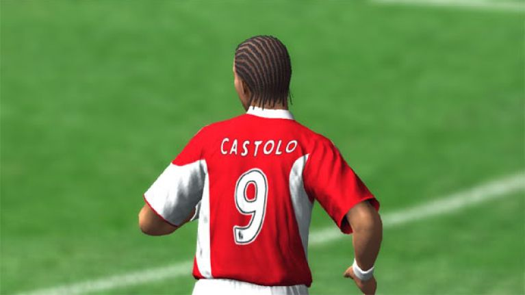 Our favourite XI, plus subs, from the glory days of the Pro Evo