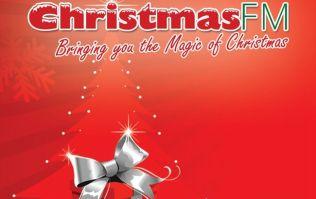 Radio revellers rejoice! 'Tis the season... to listen to Christmas FM