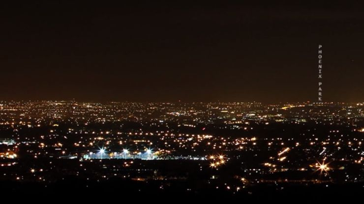 Video: Beautiful time-lapse of all the fireworks over Dublin on Halloween night