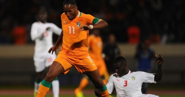 Video: Didier Drogba's very athletic goal-line clearance for Ivory Coast