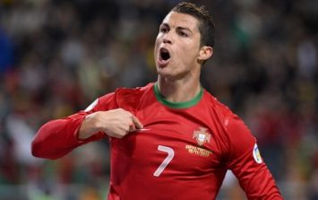 Video: Absolutely crazy Portuguese commentary for Cristiano Ronaldo's goals last night