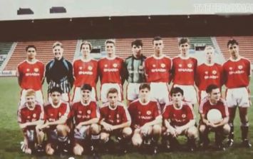 'Class of `92' documentary on Manchester United's famous youth side to be released