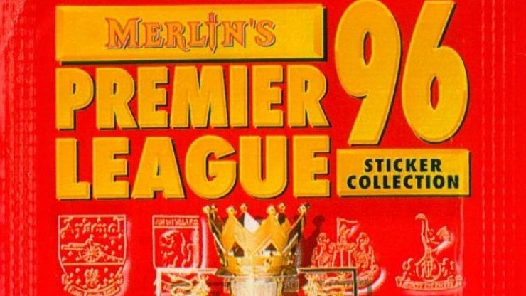 Football fan finds 1996 sticker album with six players missing; tracks down all six players down to complete it