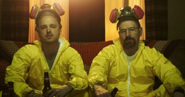 Pic: Anyone for this Breaking Bad Christmas jumper?