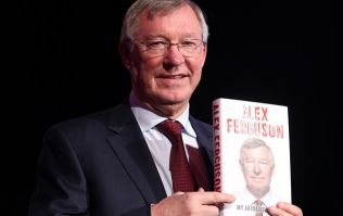 Updated Alex Ferguson autobiography due out in October