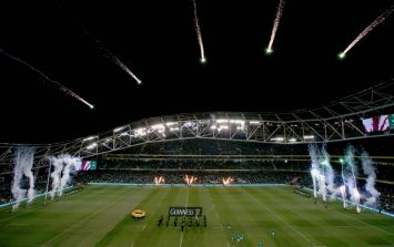 Gallery: Ireland outclassed by a powerful Wallabies side