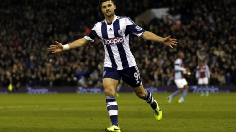 Calls for Shane Long to be called up to England squad after last night's display